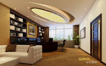 京棉集团零室五厅全包装修效果图
