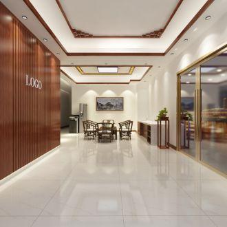 珠海汉兴建筑零室零厅200平装修效果图