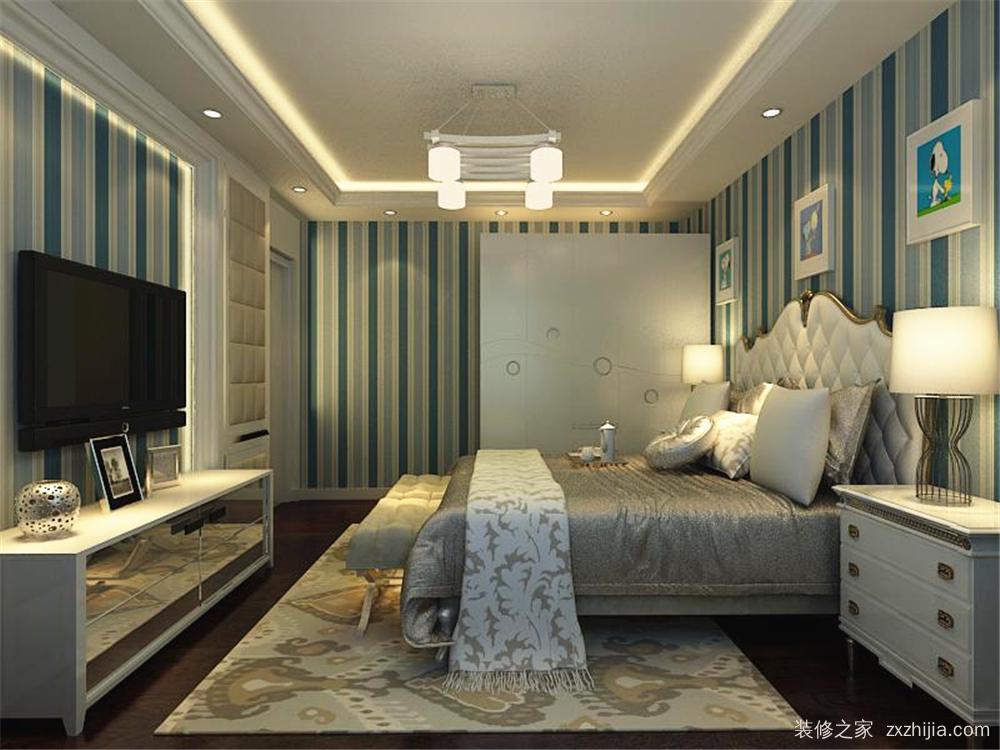 栖仙公寓全包北欧装修效果图图片