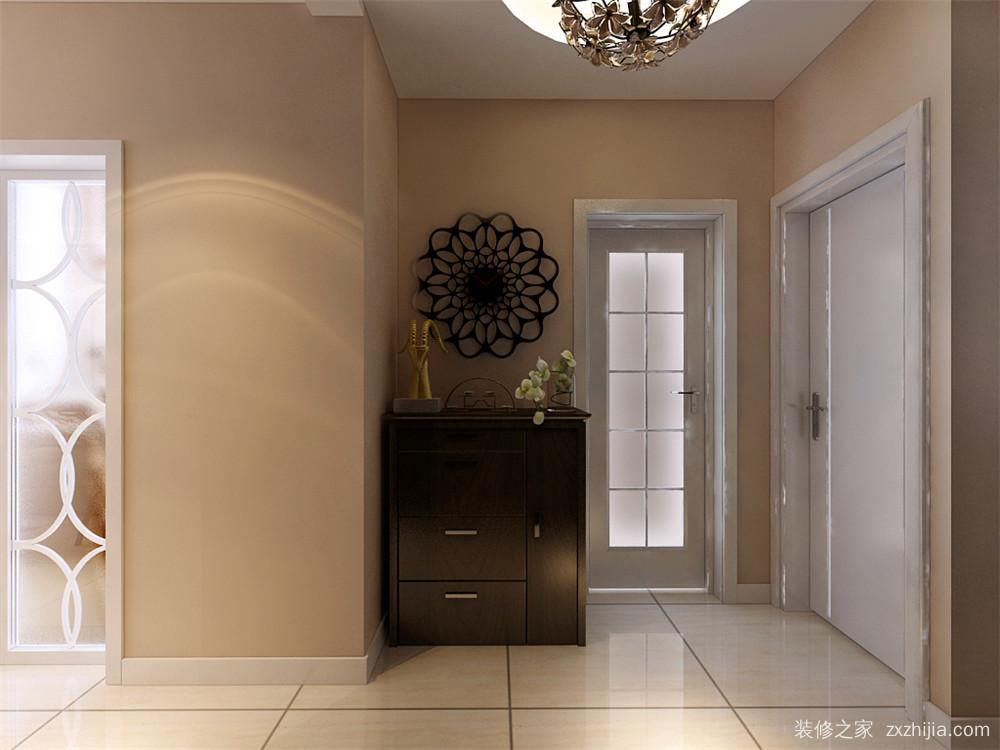 描述:本案例是远洋风景88平三室一厅北欧装修效果图,本案室内布置,客厅:电视背景墙主要是中间使用石膏板加以车边茶镜,做了一个简单而又美观的造型,凹凸有致,立体感较强,墙体是以肉色乳胶漆为整体,个性画为沙发背景墙;沙发套主要以灰色为主,荧光绿的抱枕作为点缀是蓬勃生命力的象征,花草和画是为了烘托风格气氛。