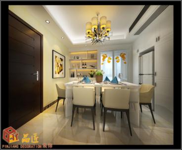 朝阳江上院全包四室二厅装修效果图