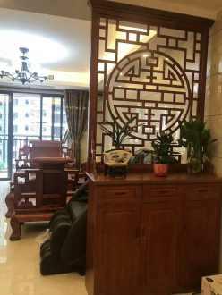 天誉花园二室二厅72平装修效果图