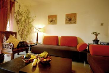 海伦堡半包二室二厅装修效果图
