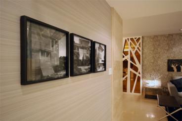 升龙天汇广场三室一厅100平装修效果图