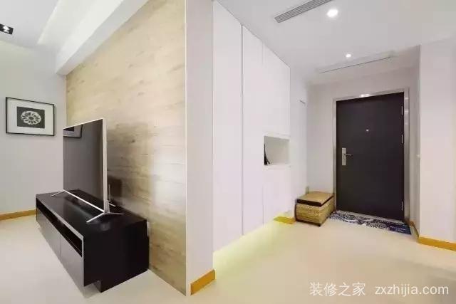金科十年城二室二厅100平装修效果图