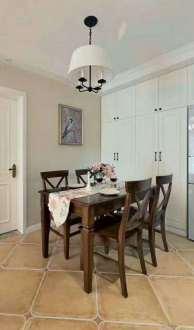 兰花小区90平二室二厅装修效果图
