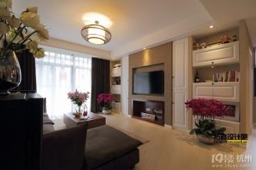 中海国际社区御城全包三室二厅装修效果图