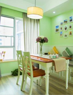 骏景花园东御苑全包二室一厅装修效果图
