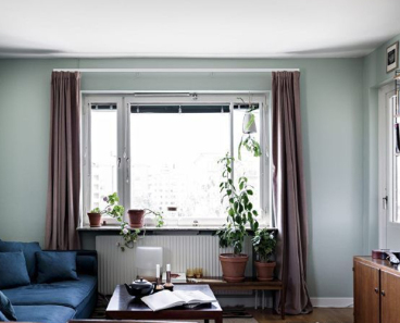 百瑞景中央生活区93平三室二厅装修效果图