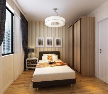 徐东馨苑二室二厅90平装修效果图