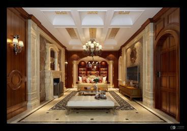 世纪新城二期三室二厅现代简约装修效果图