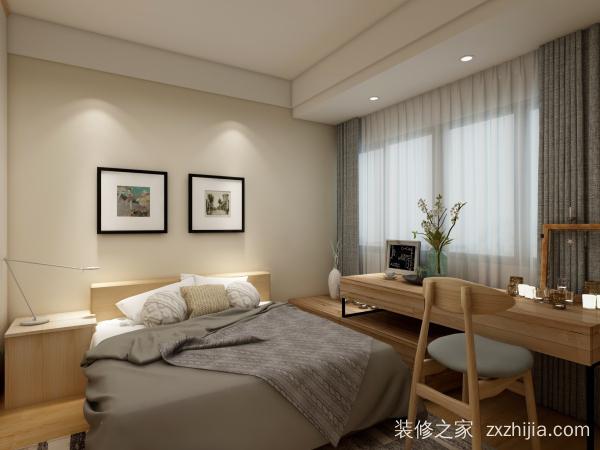 未来方舟e8组团现代简约三室二厅装修效果
