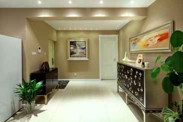 耳峪里小区145平三室二厅装修效果图