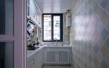 红园小区现代简约三室二厅装修效果图
