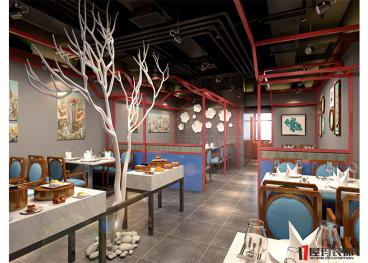 珠海拱北零室零厅200平装修效果图