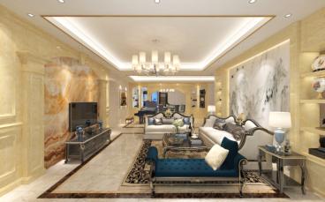 南庄镇龙津群安公寓六室二厅半包装修效果图
