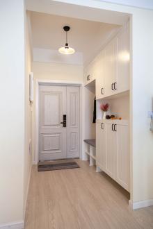 盈海园二室一厅现代简约装修效果图