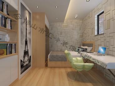 广州番禺东海花园全包三室二厅装修效果图