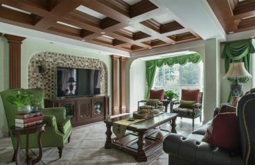 城关区飞天家园全包四室二厅装修效果图