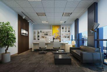 横琴总部大厦现代简约200平装修效果图