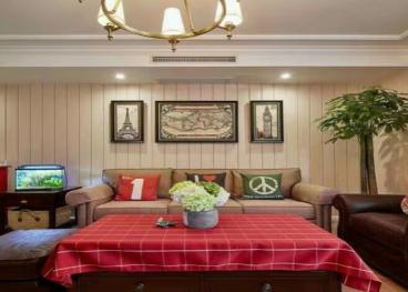 小天东巷88号三室二厅78平装修效果图