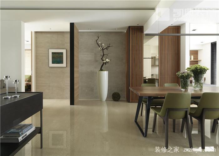 金轮翡翠名园三室二厅127平装修效果图