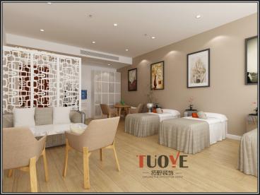 和瑞广场一室一厅40平装修效果图