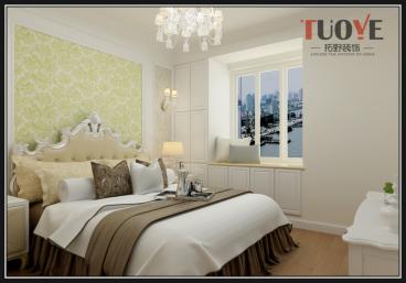 中建锦绣城三室二厅120平装修效果图