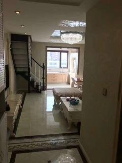 嘉地中心二室一厅98平装修效果图