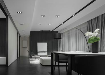 碧桂园127平三室二厅装修效果图