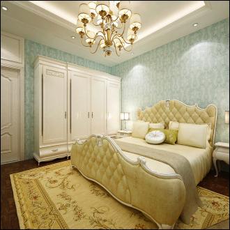 中海盛景府256平欧式古典装修效果图