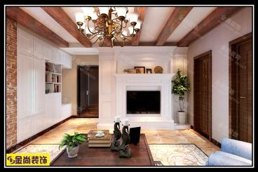 英雄山路单位宿舍120平三室二厅装修效果