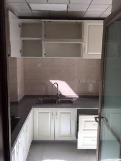 汉源国际丽城90平二室一厅装修效果图