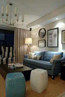 地平梦世界三室二厅120平装修效果图
