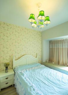 怡景花园100平三室二厅装修效果图