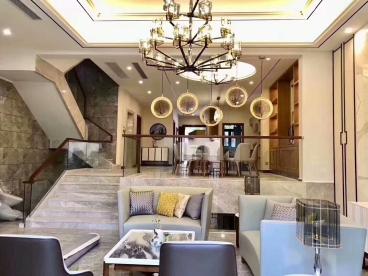 中海大山地全包五室二厅装修效果图