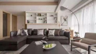 紫竹一品日式二室一厅装修效果图