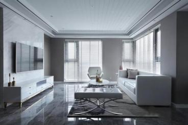 上林轩129平三室一厅装修效果图