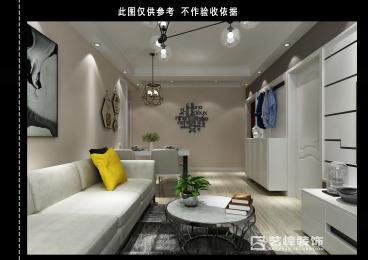 锦玉华庭全包140平装修效果图