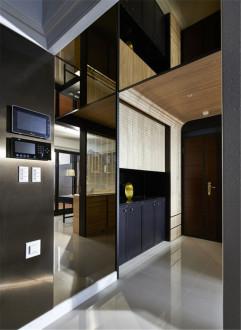 碧秀名庭89平二室二厅装修效果图