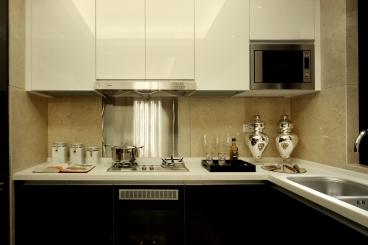 金色漫香林欧式古典三室二厅装修效果图