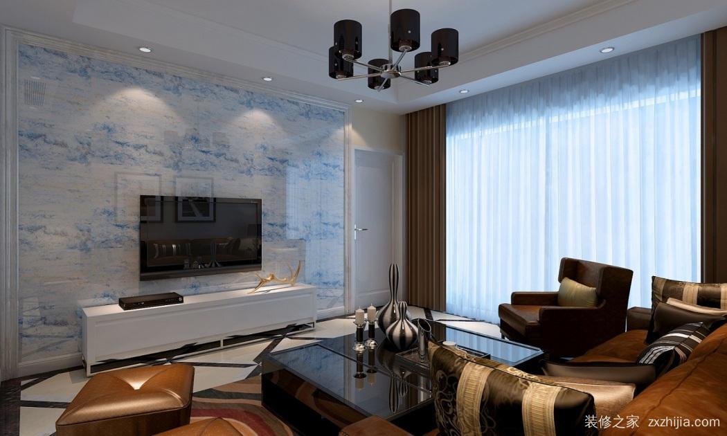 绿城诚园三室二厅140平装修效果图
