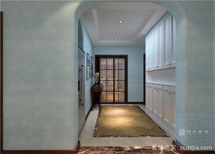 枫林小区现代简约四室二厅装修效果图