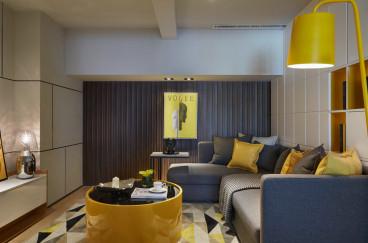 和泓半山300平室三厅装修效果图