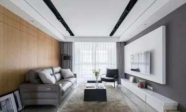 兰石豪布斯卡二室二厅110平装修效果图