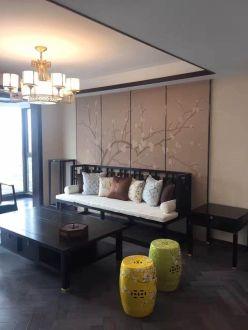 复地江城国际半包新中式装修效果图