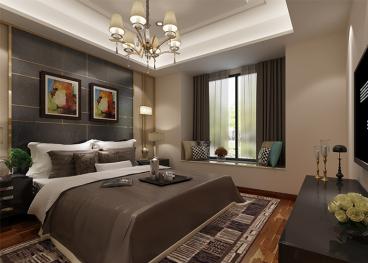 中海金沙里全包七室二厅装修效果图