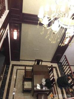 清泉明月山庄新中式六室三厅装修效果图