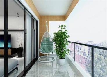 熙园山院三室二厅现代简约装修效果图