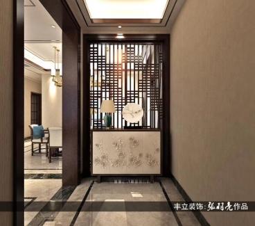 万科大都会全包五室二厅装修效果图